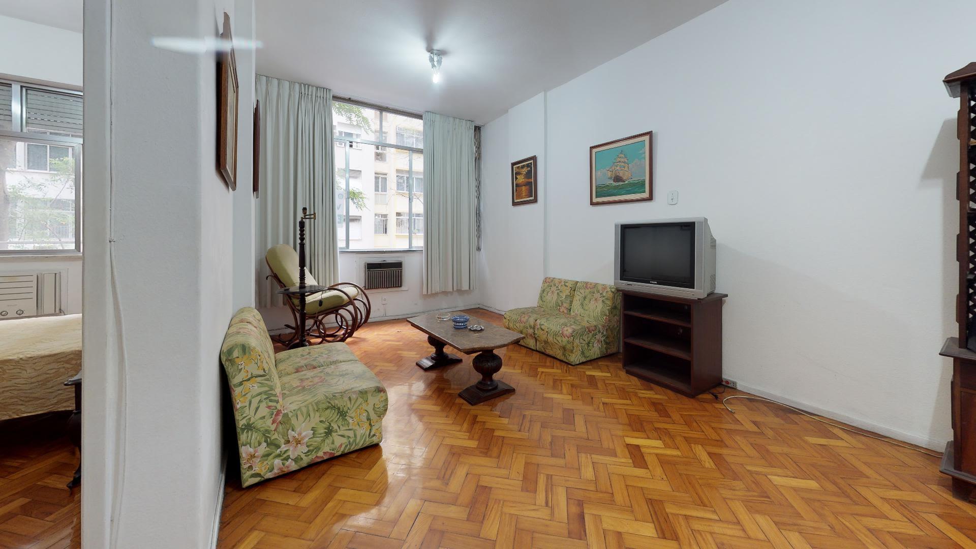 Imagem do Apartamento ID-941 na Rua Belfort Roxo, Copacabana, Rio de Janeiro - RJ