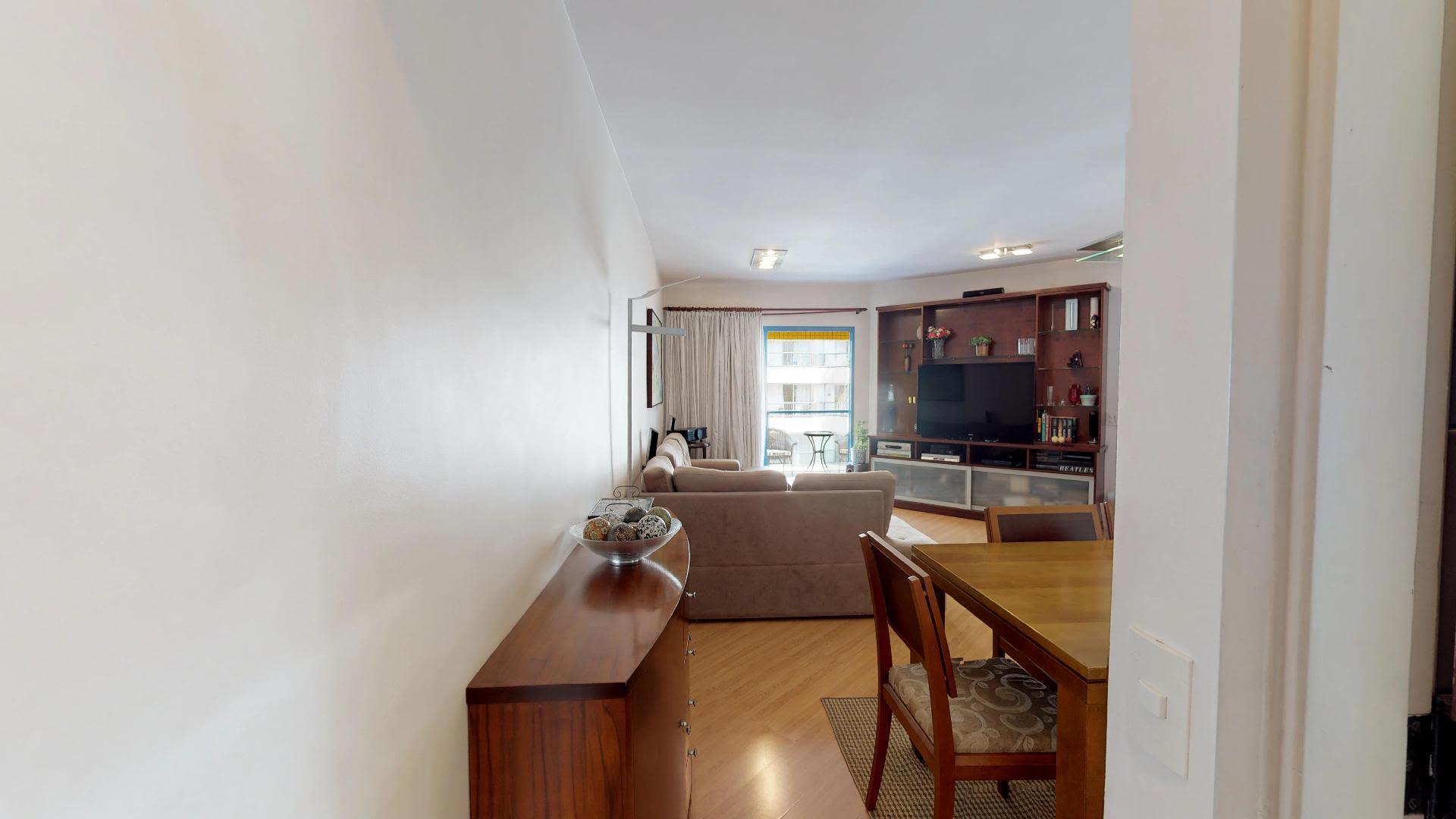 Imagem do Apartamento ID-2217 na Rua Doutor Augusto de Miranda, Vila Pompeia, São Paulo - SP