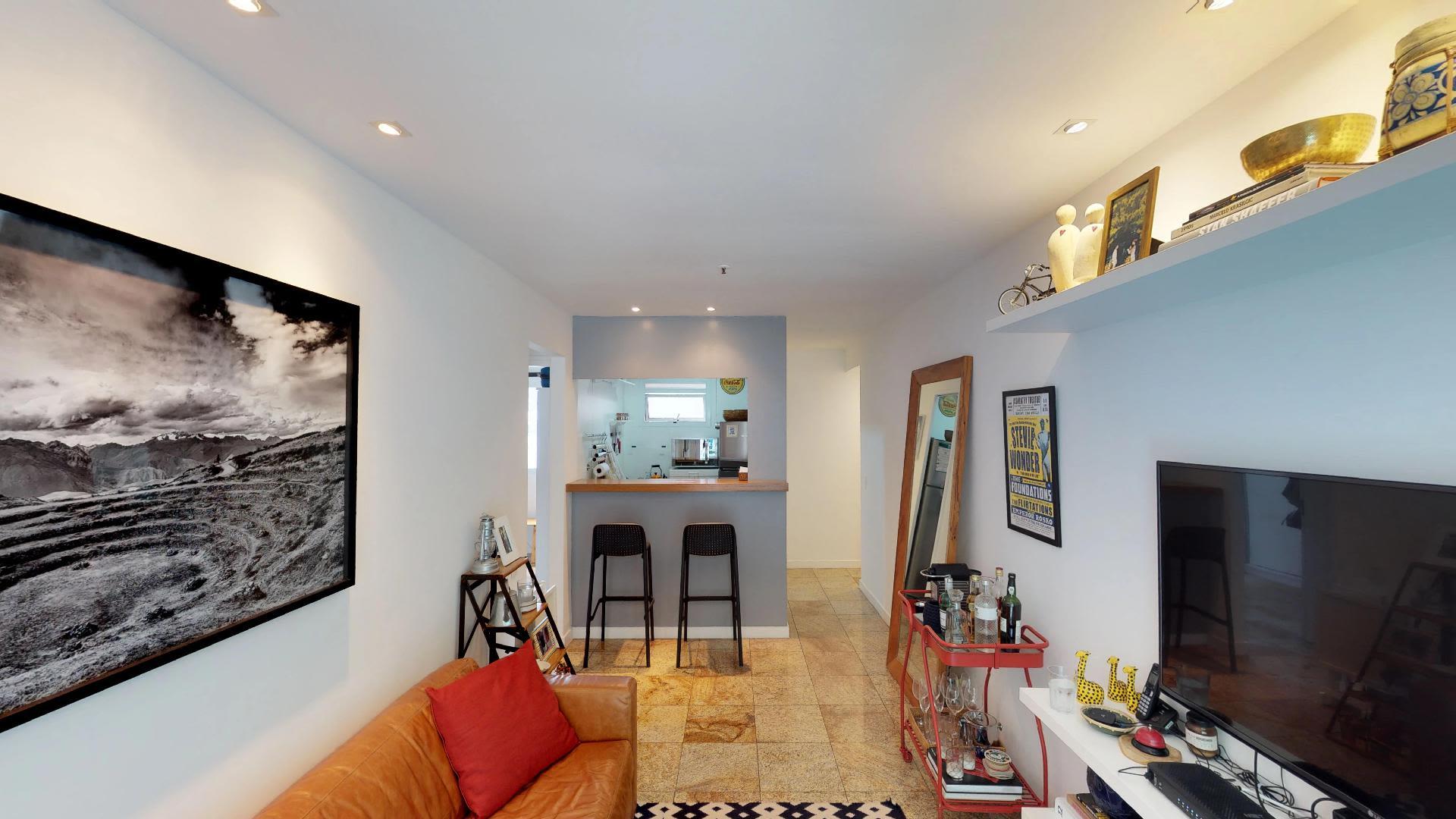 Imagem do Apartamento ID-64 na Avenida Epitácio Pessoa, Lagoa, Rio de Janeiro - RJ
