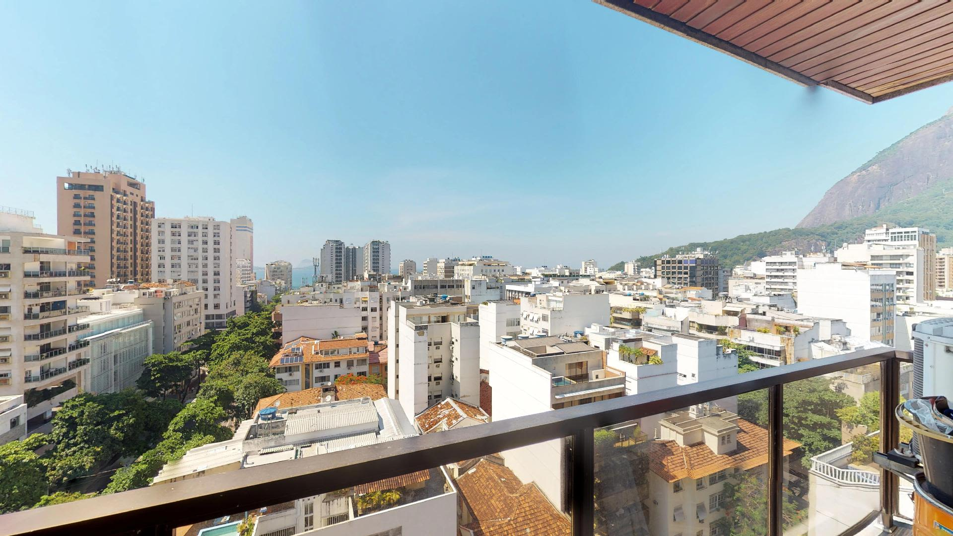 Imagem do Apartamento ID-1778 na Avenida Bartolomeu Mitre, Leblon, Rio de Janeiro - RJ