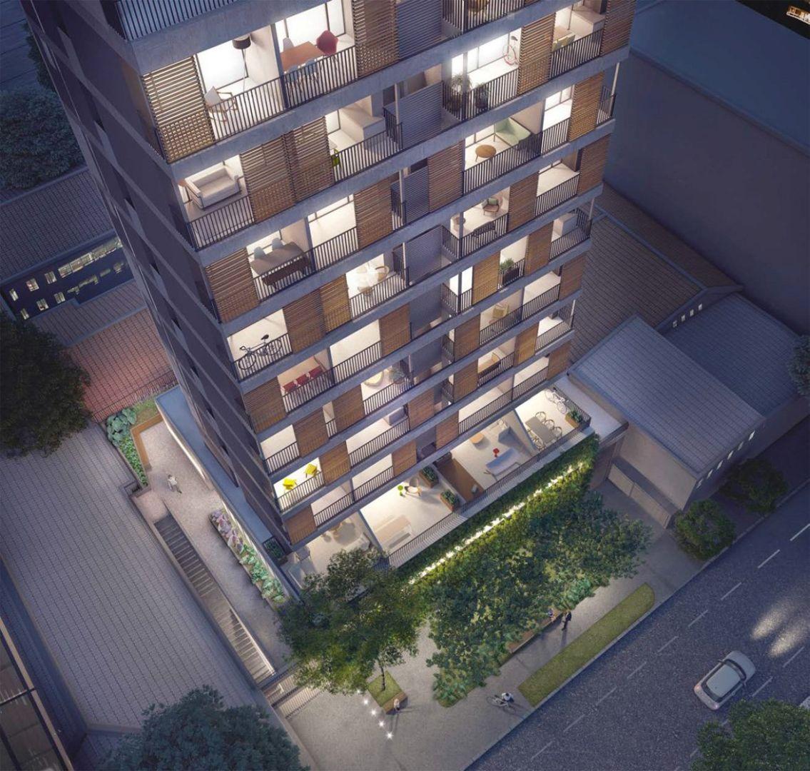 Imagem do Apartamento ID-3098 na Rua Mourato Coelho, Pinheiros, São Paulo - SP
