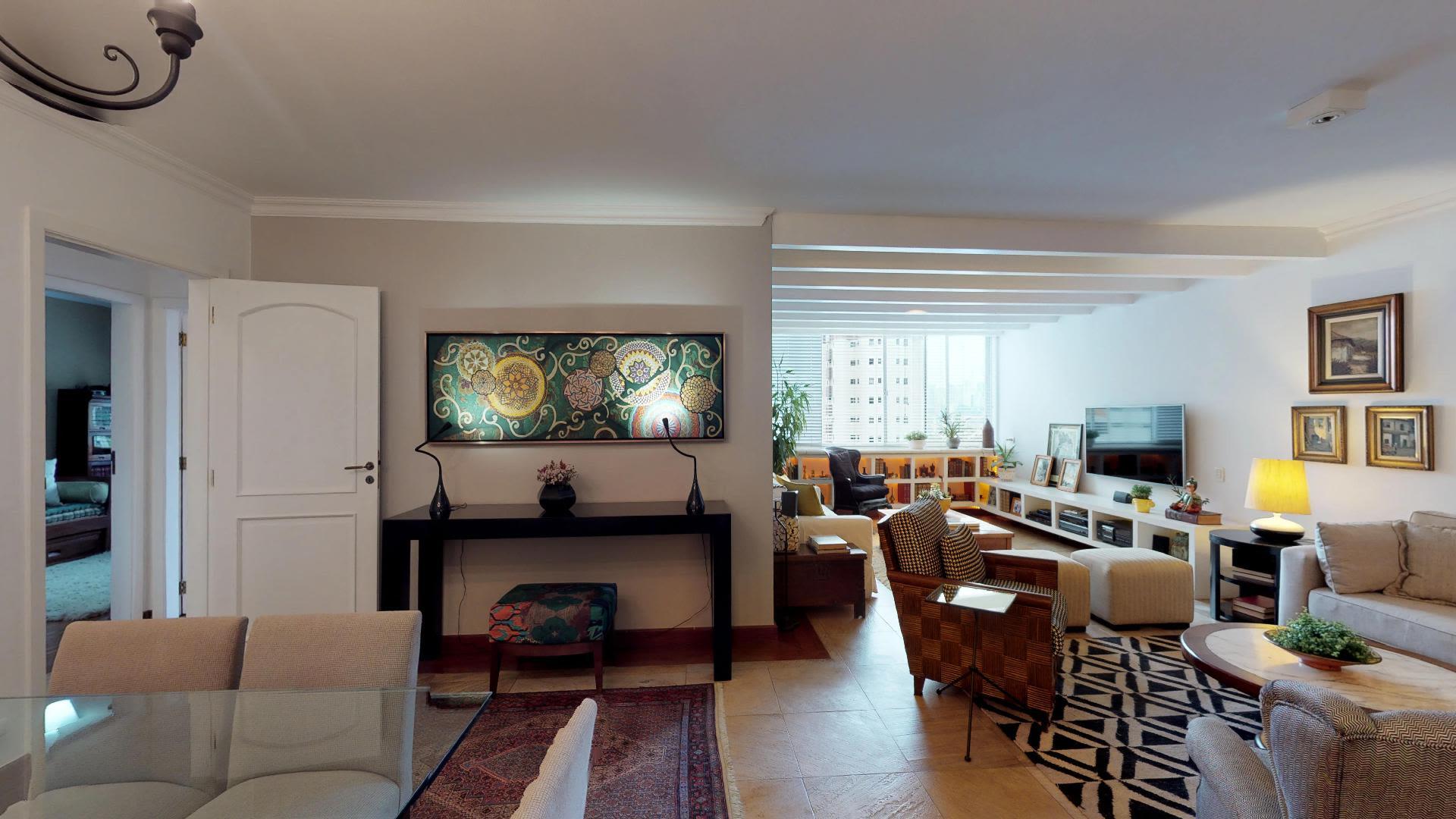 Imagem do Apartamento ID-2028 na Rua Cardoso de Almeida, Perdizes, São Paulo - SP