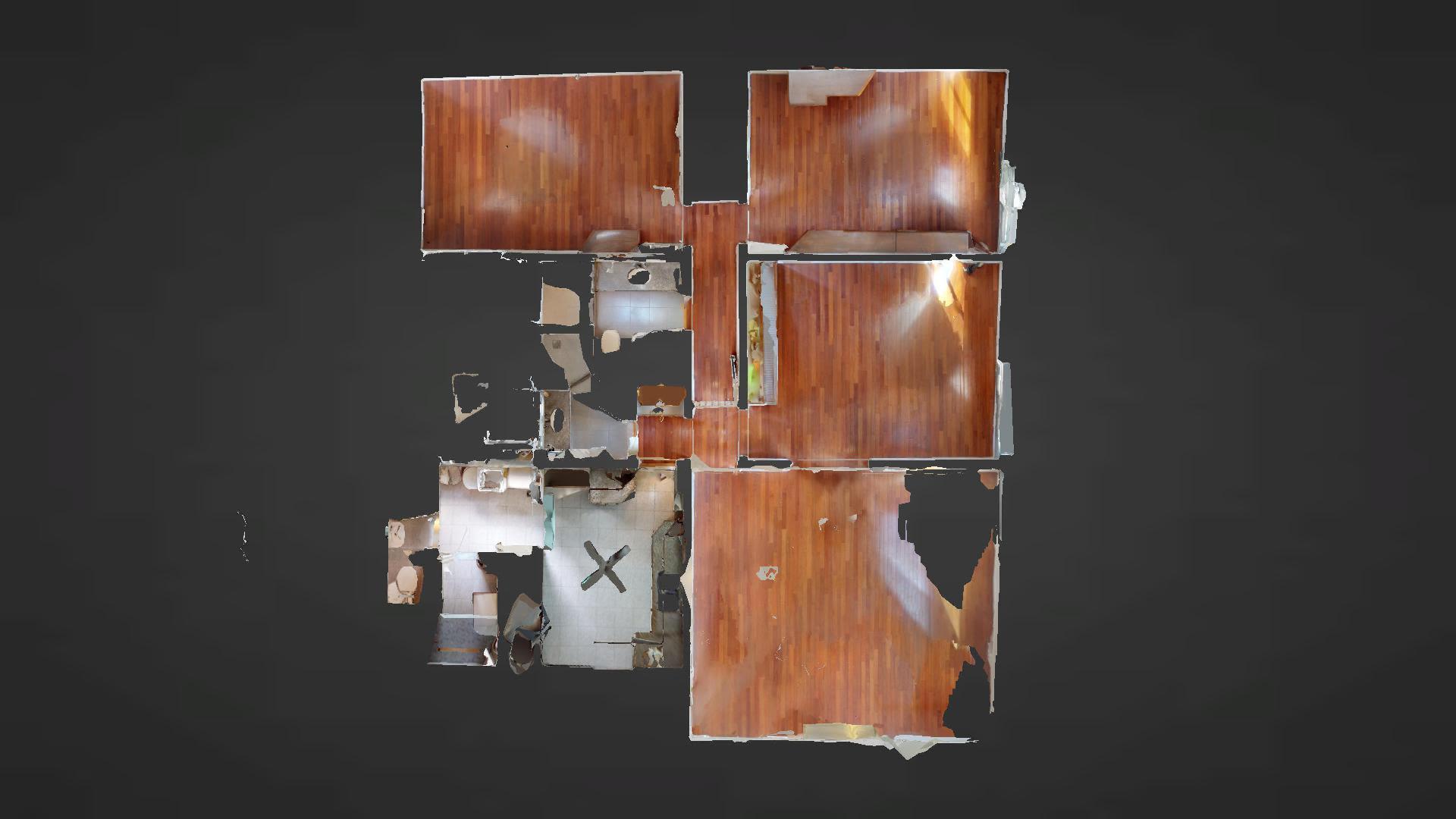 Imagem do Apartamento ID-2636 na Avenida Borges de Medeiros, Leblon, Rio de Janeiro - RJ