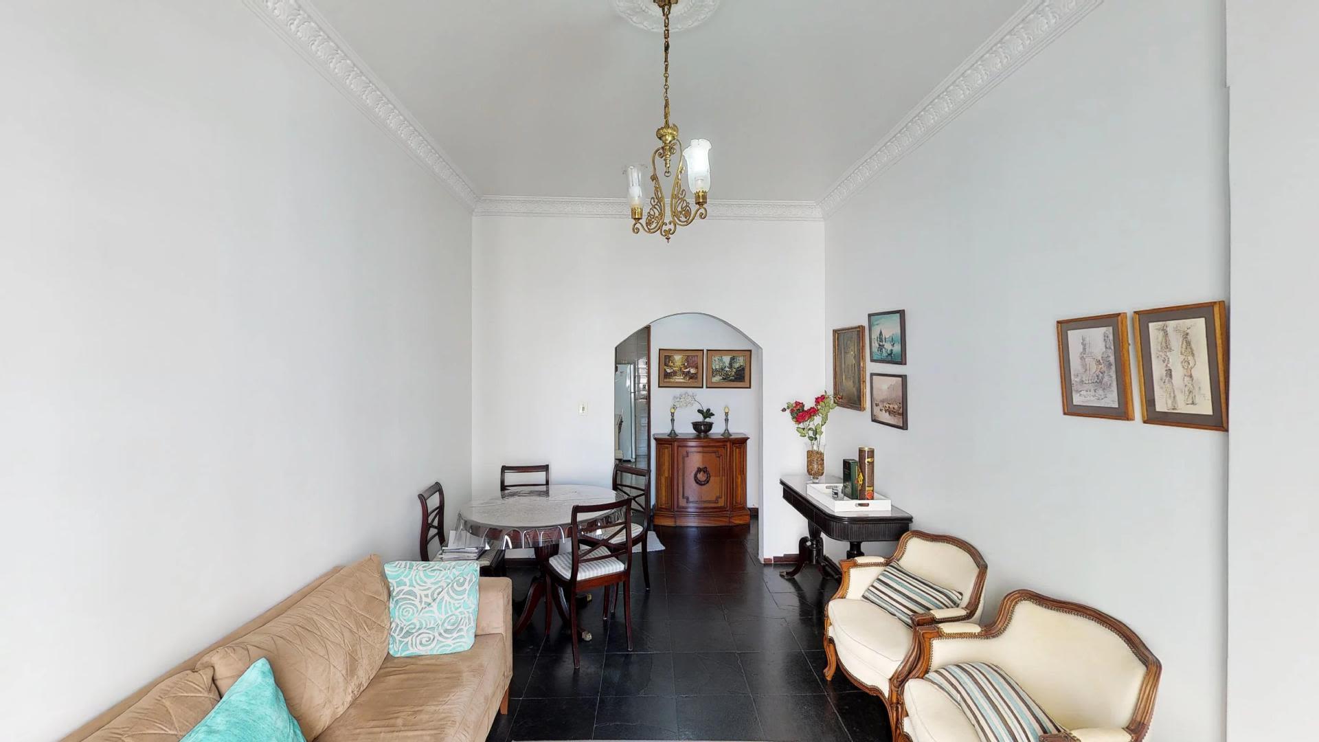 Imagem do Apartamento ID-304 na Rua Barata Ribeiro, Copacabana, Rio de Janeiro - RJ