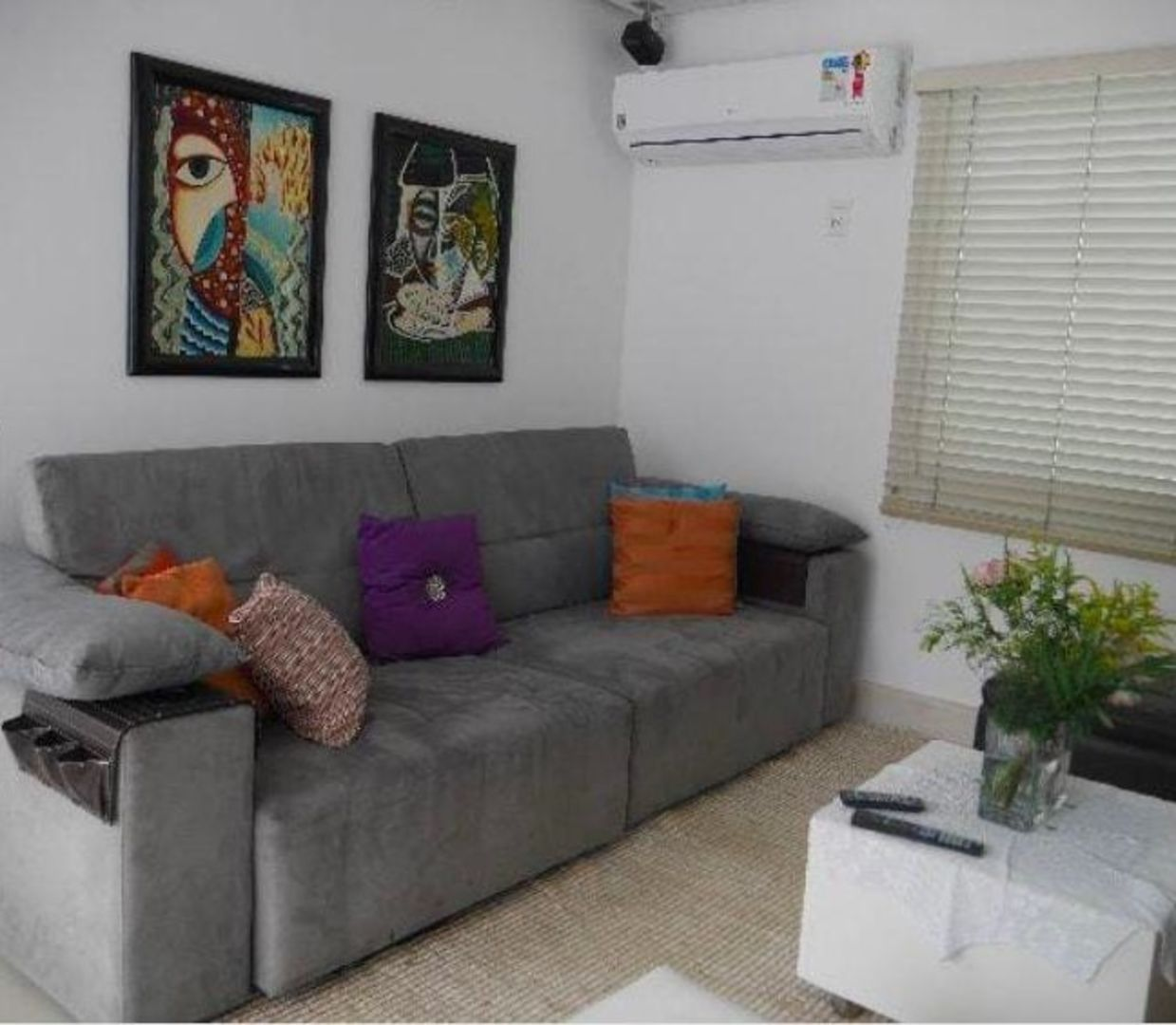 Imagem do Apartamento ID-1097 na Rua Miguel Pereira, Humaitá, Rio de Janeiro - RJ