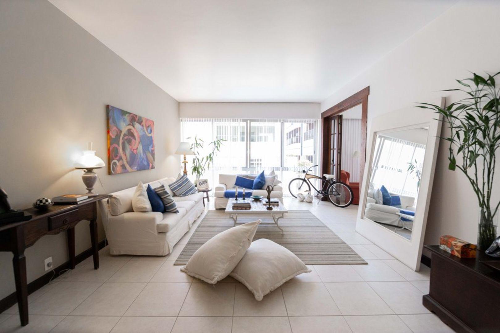 Imagem do Apartamento ID-2531 na Rua Prudente de Morais, Ipanema, Rio de Janeiro - RJ