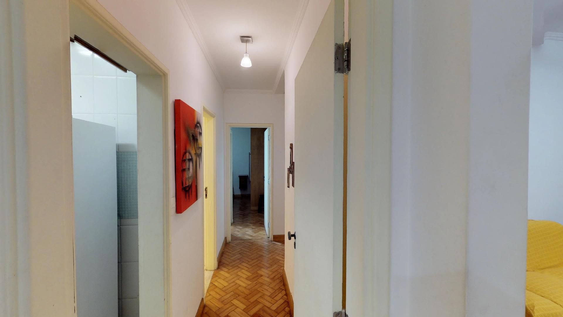 Imagem do Apartamento ID-245 na Avenida Nossa Senhora de Copacabana, Copacabana, Rio de Janeiro - RJ