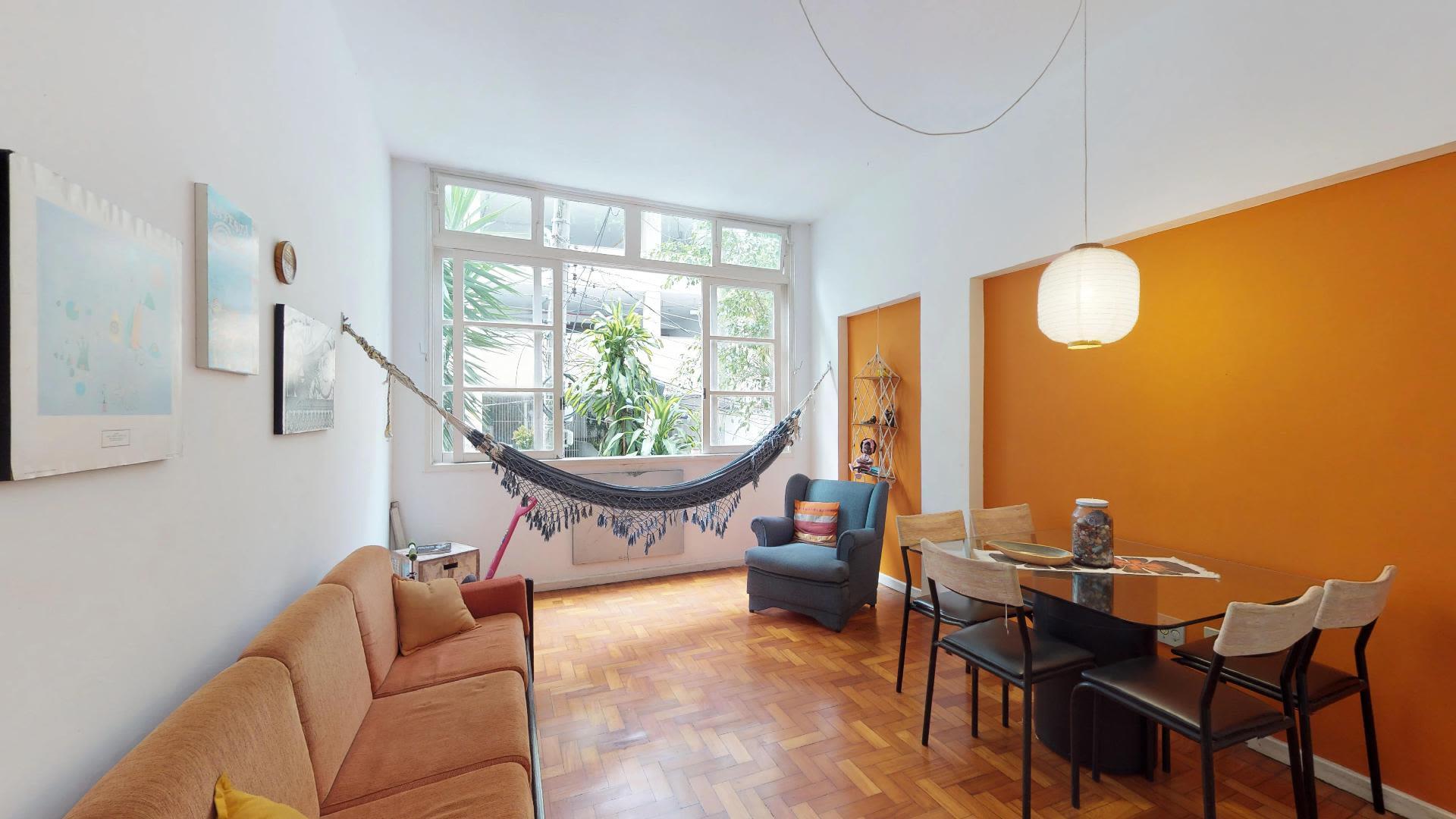 Imagem do Apartamento ID-2306 na Rua Sambaíba, Leblon, Rio de Janeiro - RJ