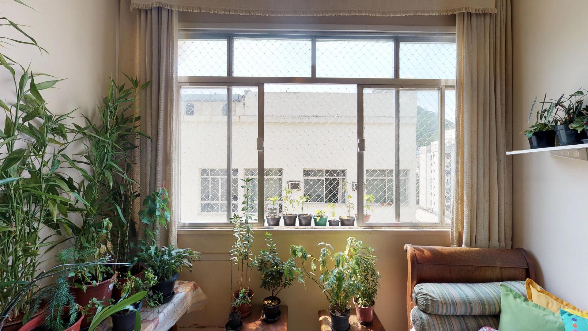 Imagem do Apartamento ID-1487 na Rua Humaitá, Humaitá, Rio de Janeiro - RJ