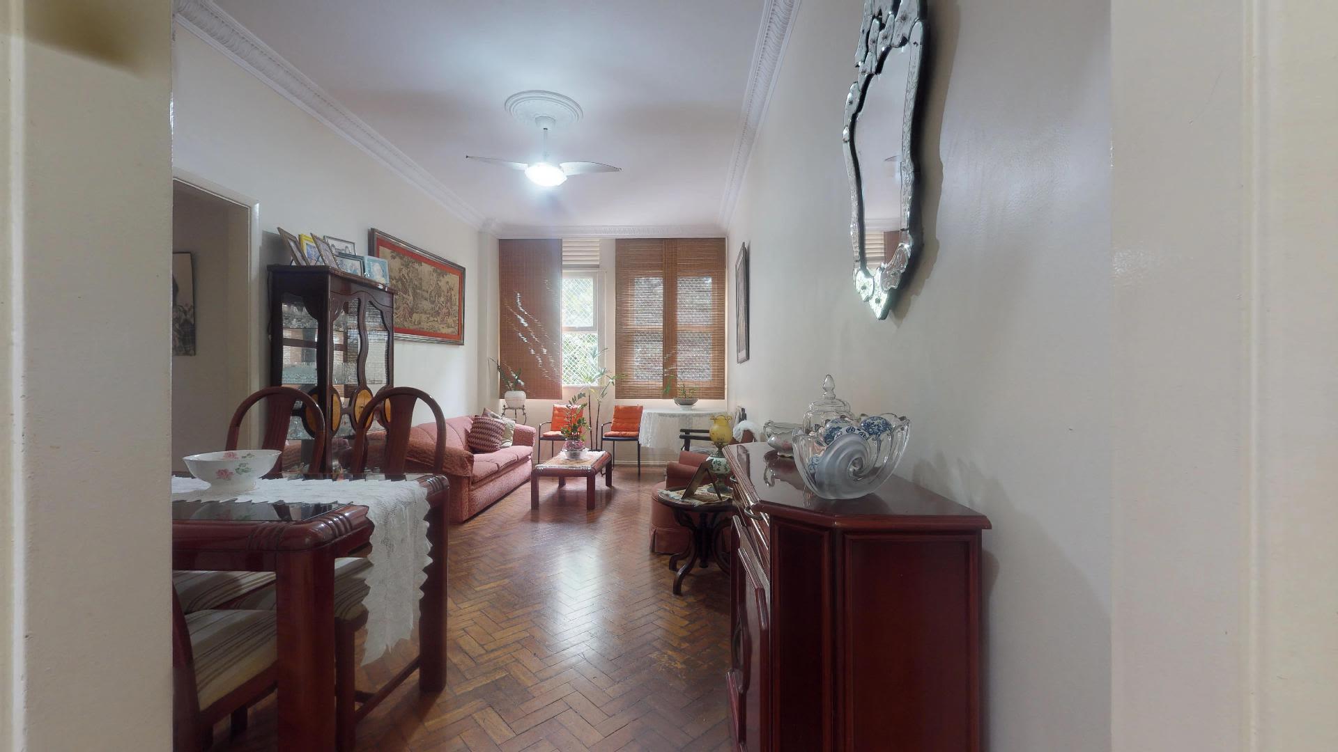 Imagem do Apartamento ID-1179 na Rua Sá Ferreira, Copacabana, Rio de Janeiro - RJ