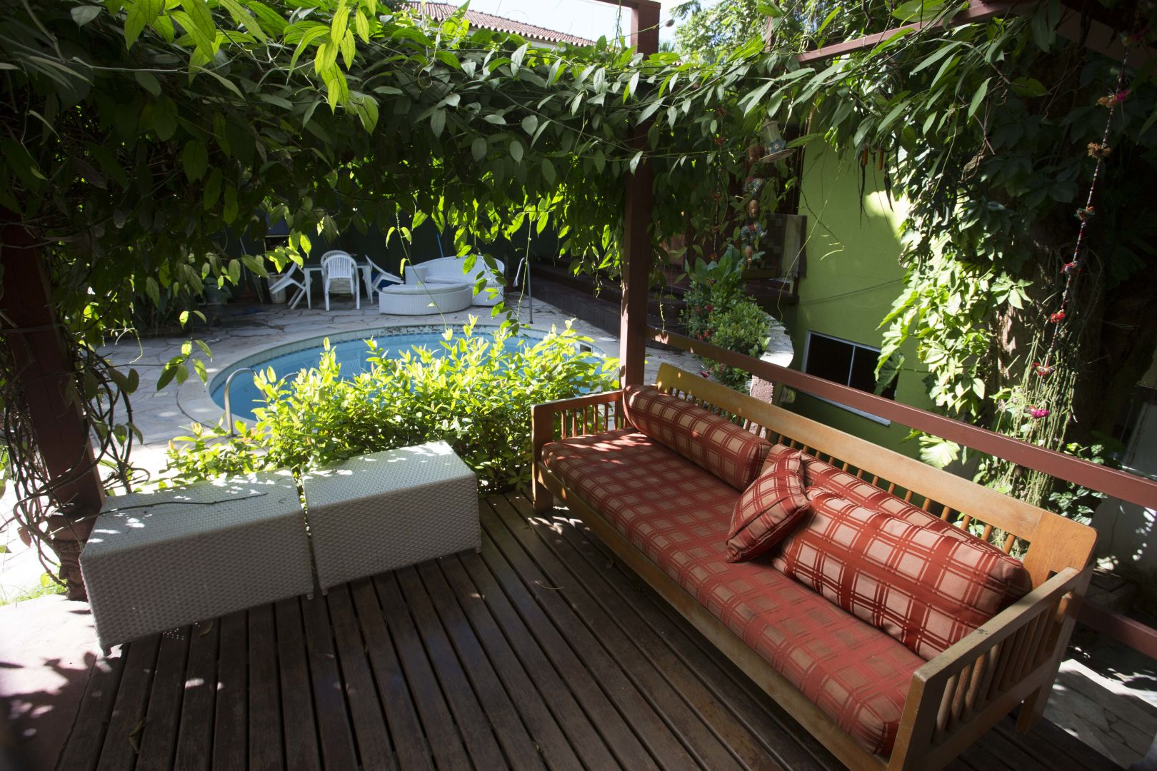 Imagem da Casa ID-3004 na Rua Cosme Velho, Cosme Velho, Rio de Janeiro - RJ