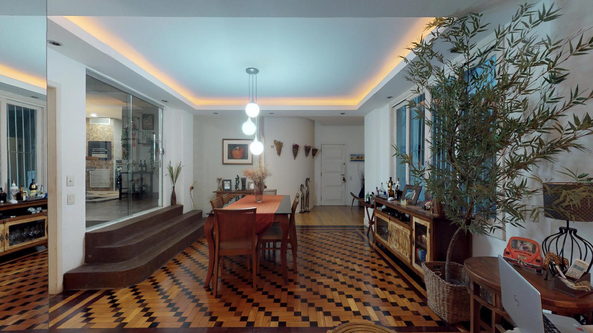 Imagem do Apartamento ID-2197 na Rua Piragibe Frota Águiar, Copacabana, Rio de Janeiro - RJ