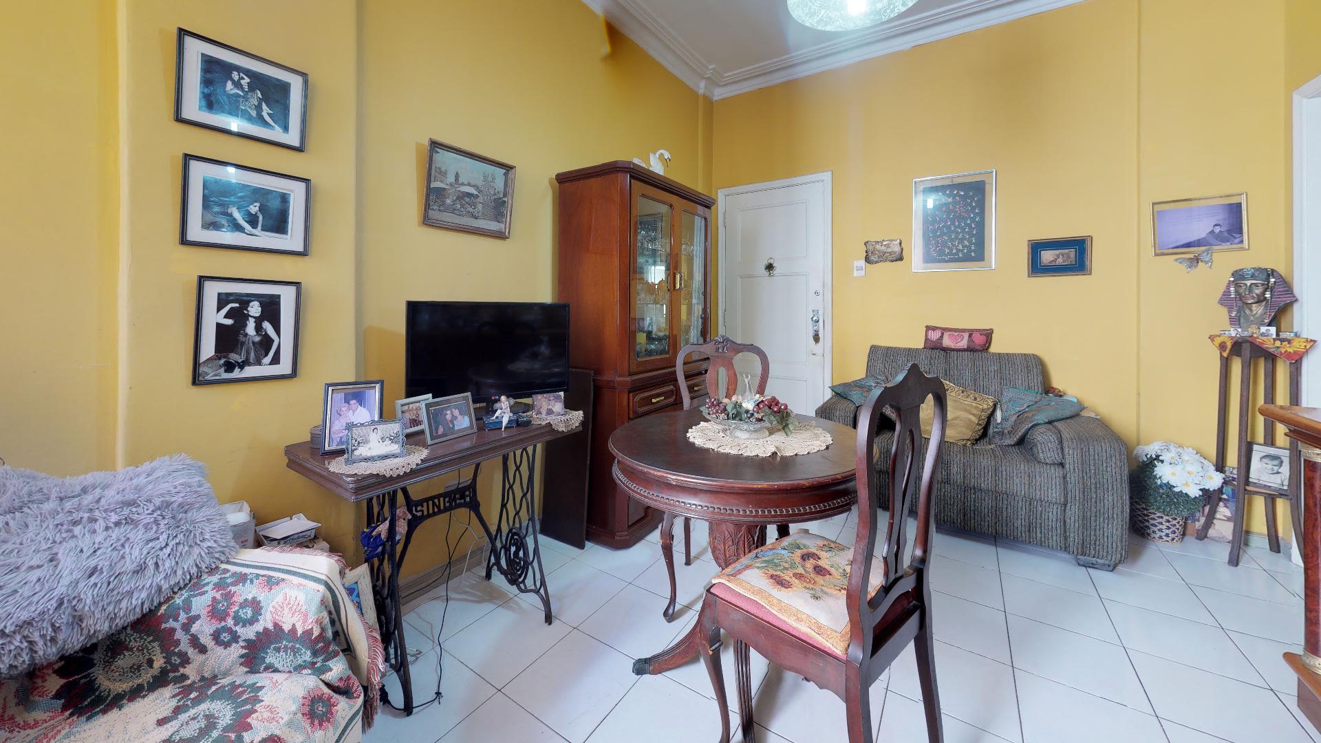 Imagem do Apartamento ID-841 na Rua Raul Pompéia, Copacabana, Rio de Janeiro - RJ