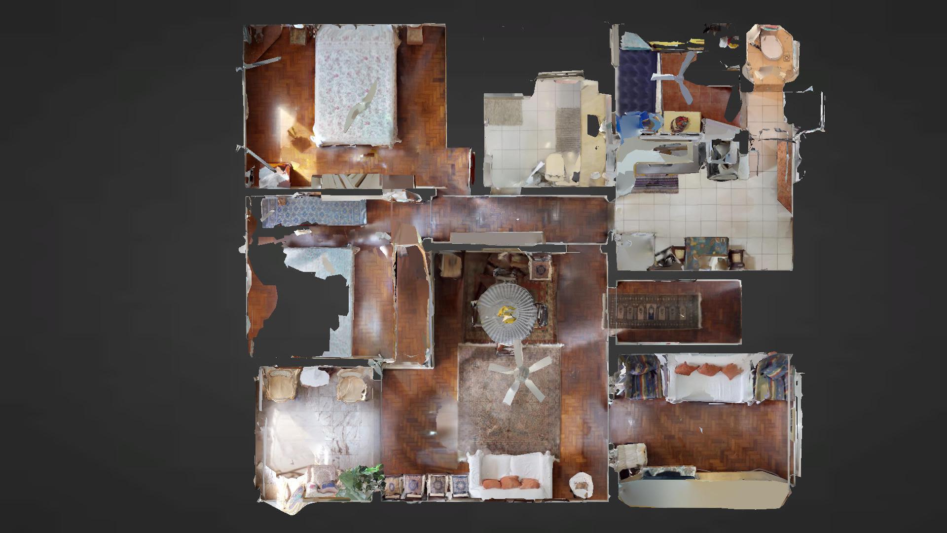 Imagem do Apartamento ID-2847 na Rua Visconde de Pirajá, Ipanema, Rio de Janeiro - RJ