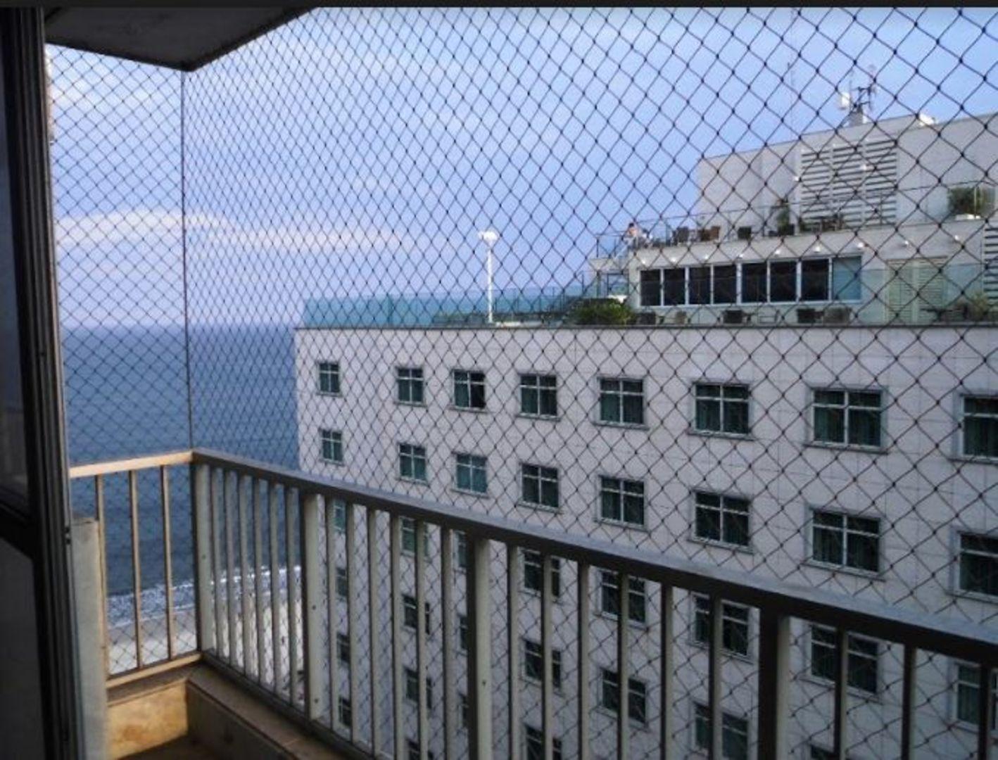 Imagem do Apartamento ID-809 na Avenida Atlântica, Copacabana, Rio de Janeiro - RJ