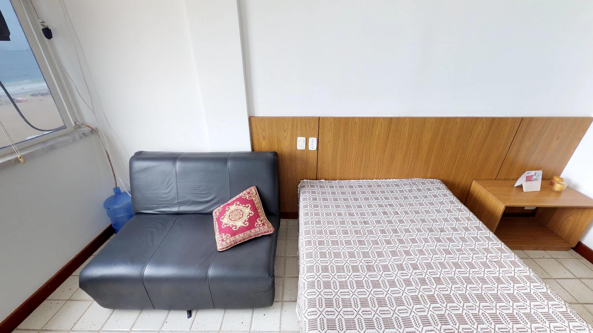 Imagem do Apartamento ID-362 na Avenida Atlântica, Copacabana, Rio de Janeiro - RJ