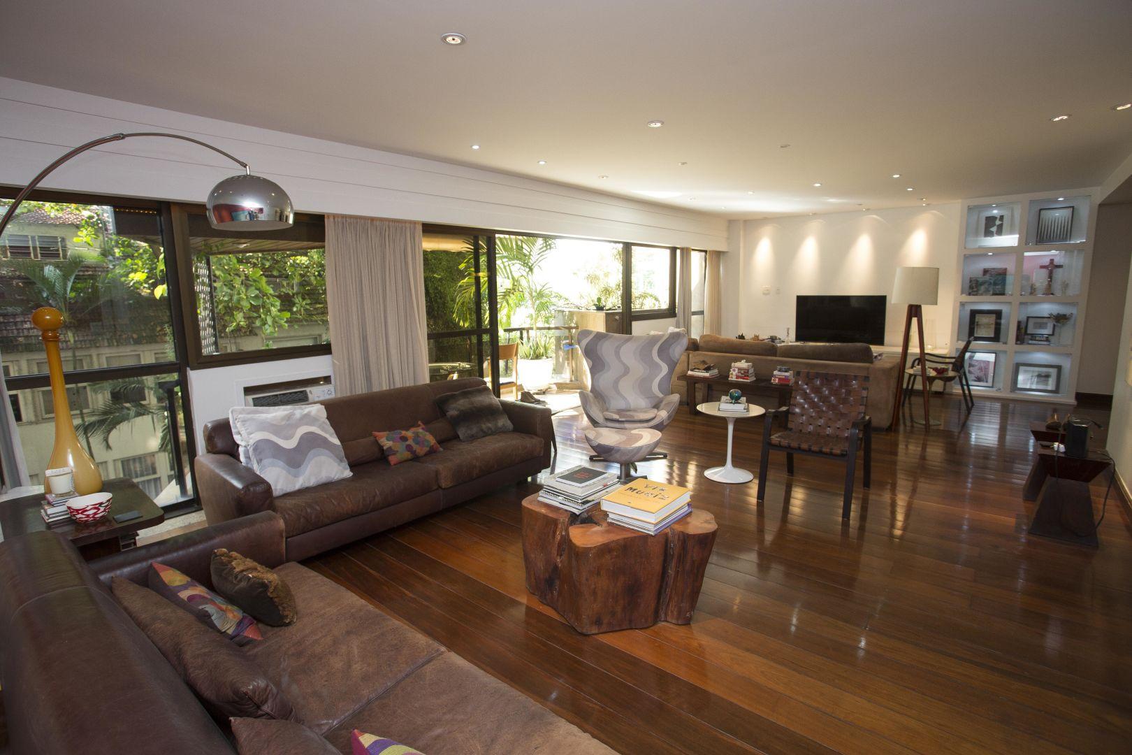 Imagem do Apartamento ID-2489 na Rua Igarapava, Leblon, Rio de Janeiro - RJ