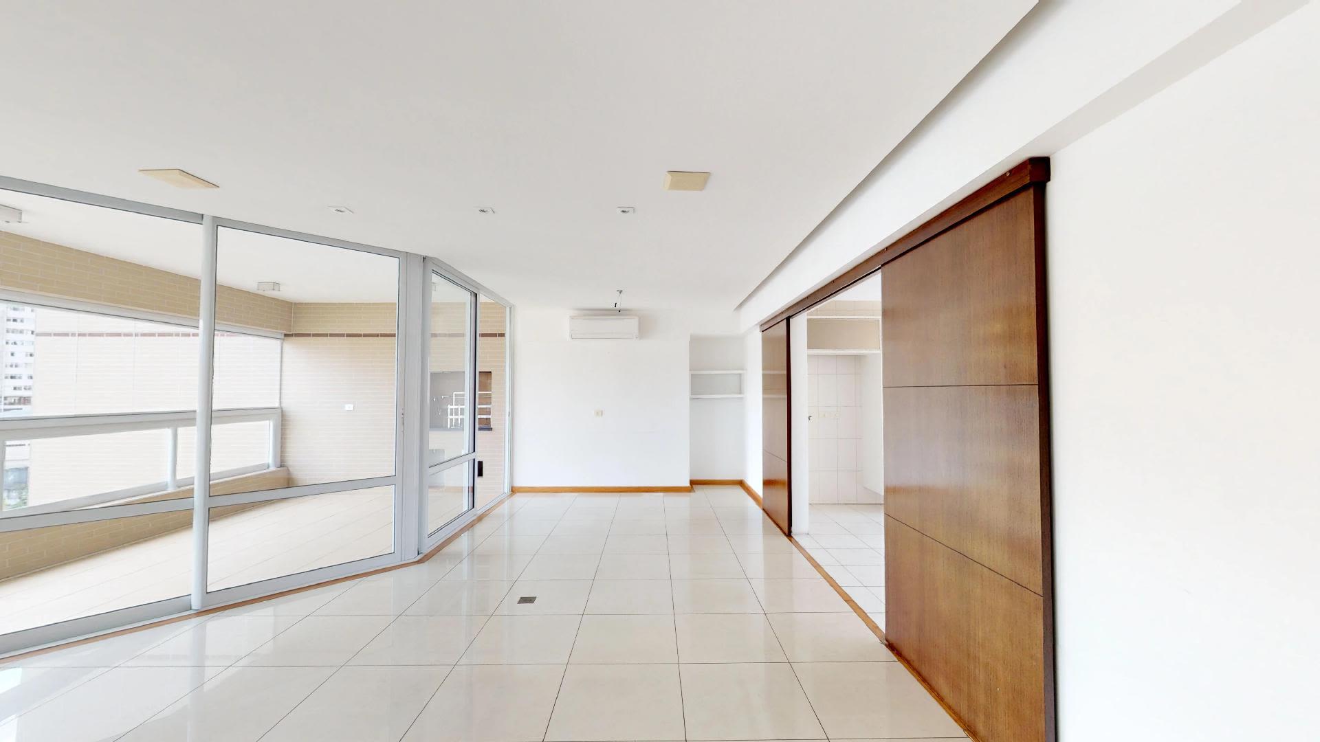 Imagem do Apartamento ID-1399 na Rua Apiacás, Perdizes, São Paulo - SP