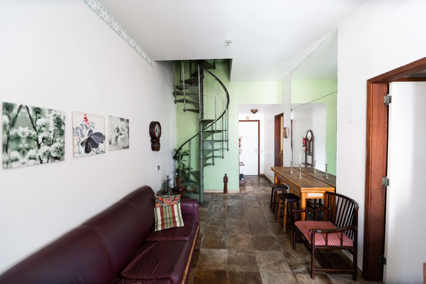 Imagem do Apartamento ID-2003 na Avenida Bartolomeu Mitre, Leblon, Rio de Janeiro - RJ