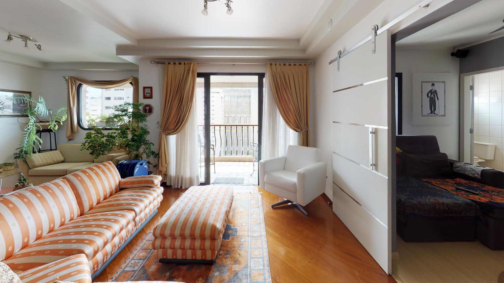 Imagem do Apartamento ID-2164 na Rua Vanderlei, Vila Pompeia, São Paulo - SP
