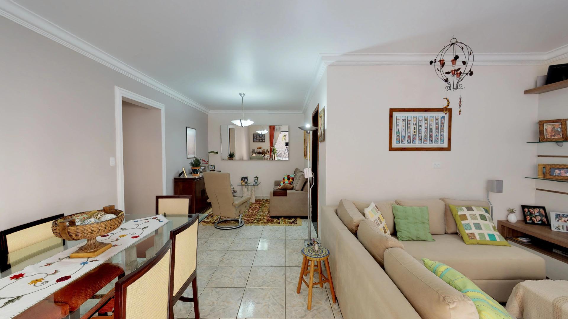 Imagem do Apartamento ID-1619 na Rua Cayowaá, Perdizes, São Paulo - SP