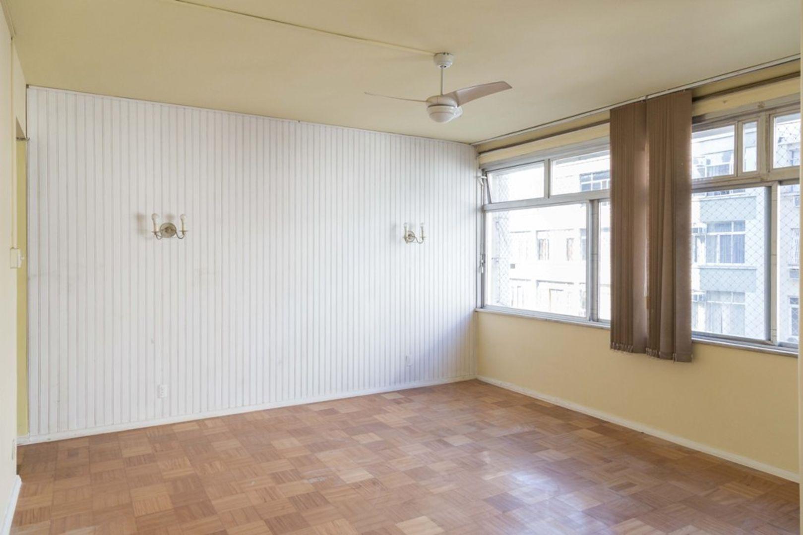 Imagem do Apartamento ID-1383 na Rua Santa Clara, Copacabana, Rio de Janeiro - RJ