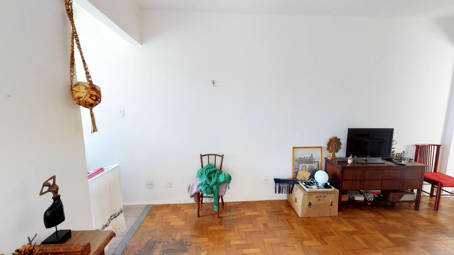 Imagem do Apartamento ID-421 na Rua Bento Lisboa, Catete, Rio de Janeiro - RJ