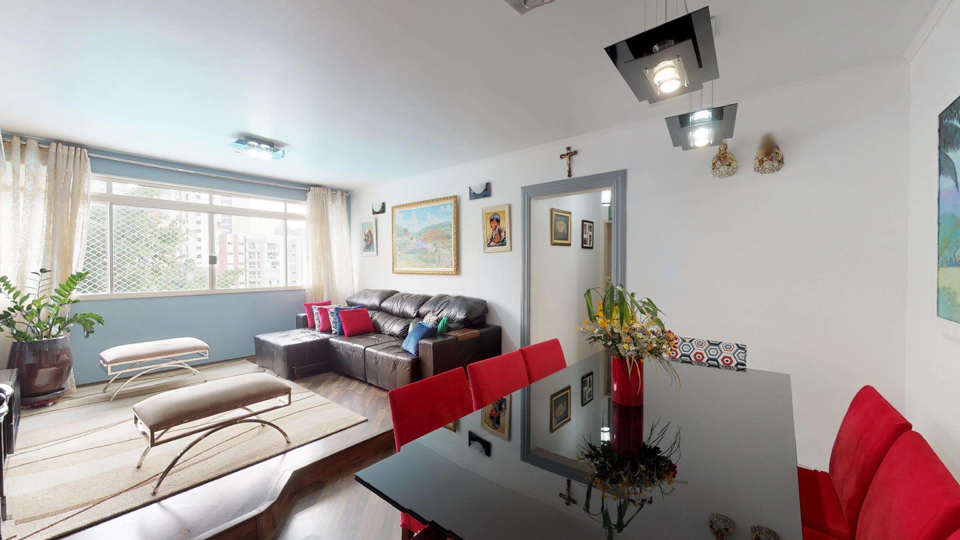 Imagem do Apartamento ID-2881 na Rua Cayowaá, Perdizes, São Paulo - SP