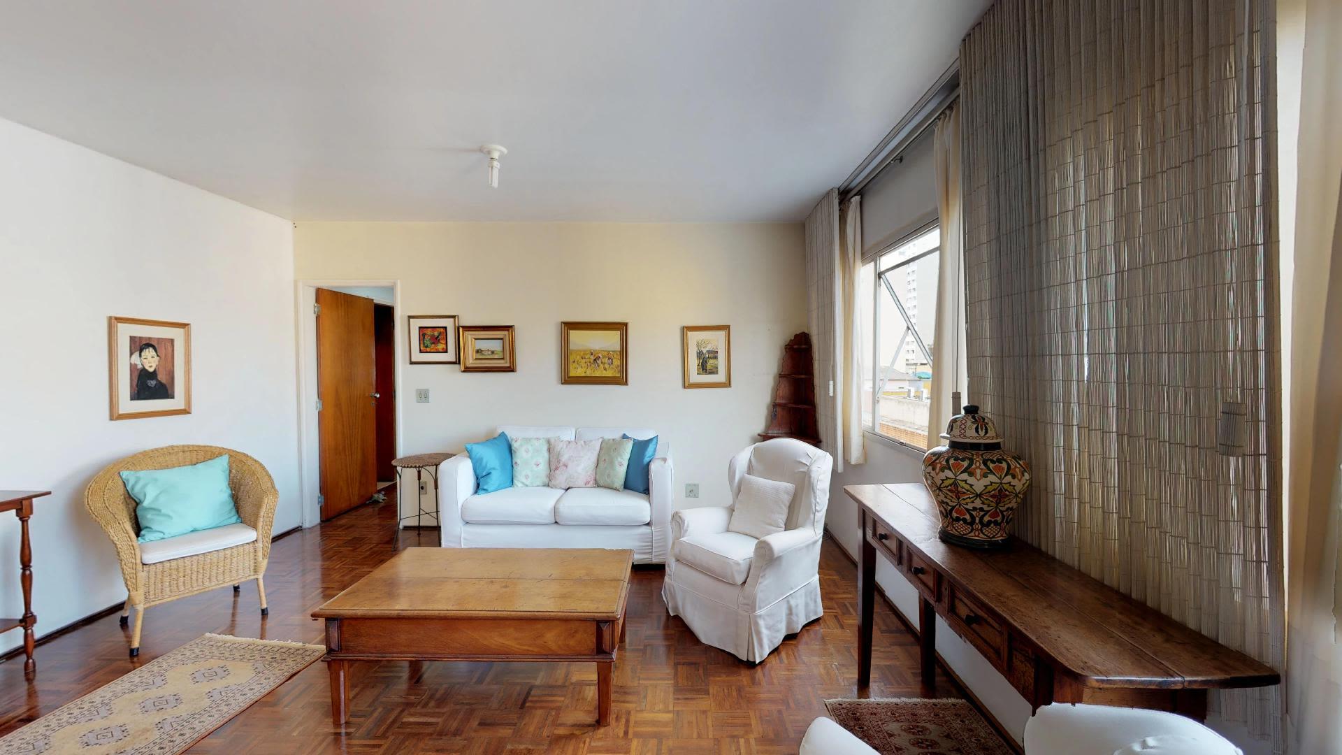 Imagem do Apartamento ID-1673 na Rua Turiassú, Perdizes, São Paulo - SP