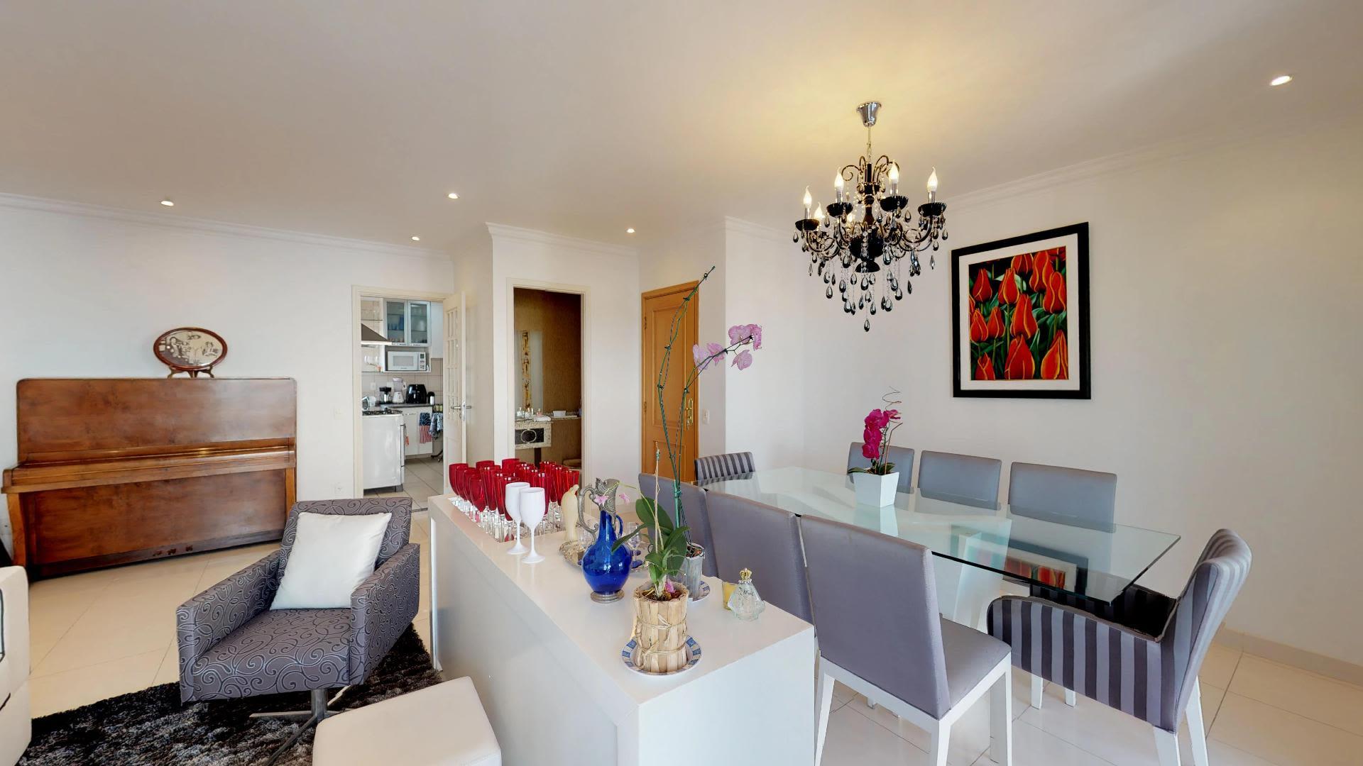Imagem do Apartamento ID-2889 na Rua Raul Pompéia, Vila Pompeia, São Paulo - SP
