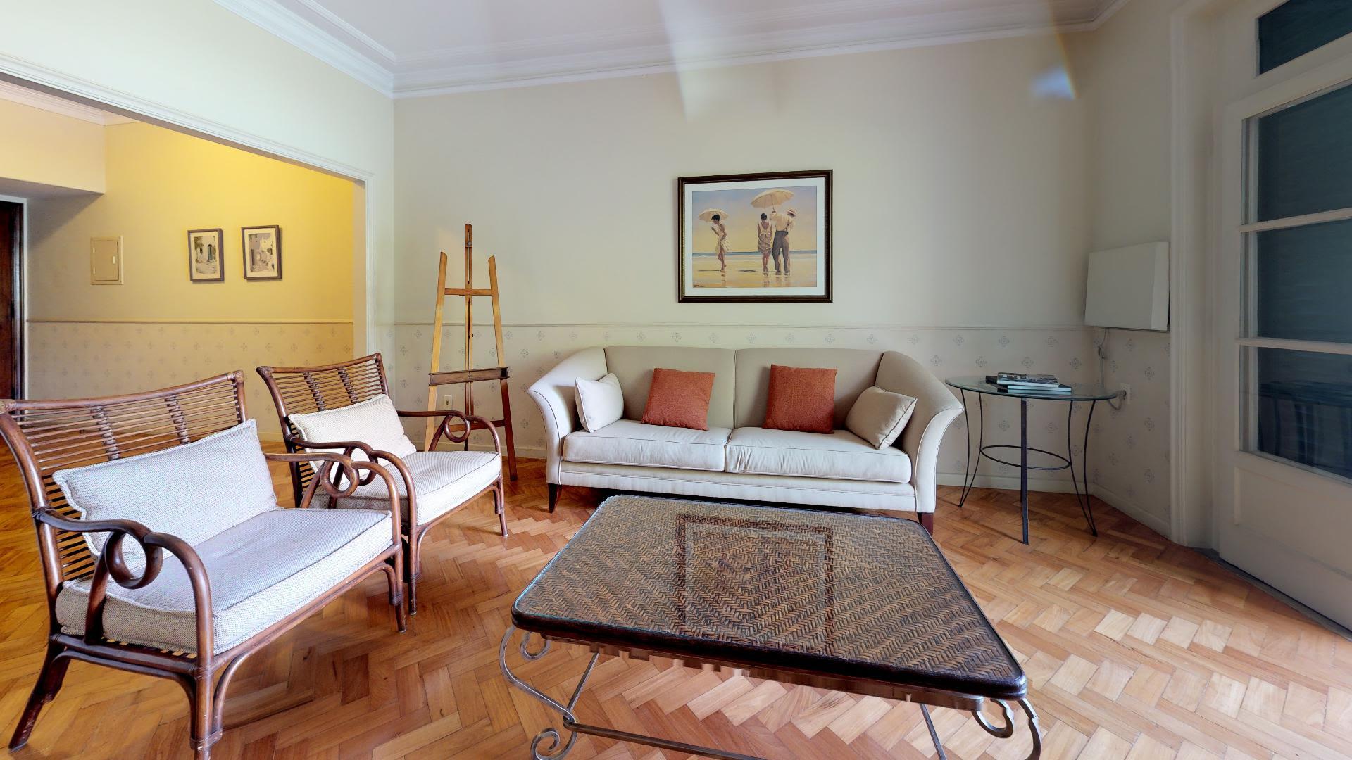 Imagem do Apartamento ID-1874 na Rua Dezenove de Fevereiro, Botafogo, Rio de Janeiro - RJ