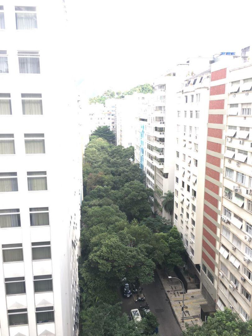 Imagem do Apartamento ID-306 na Rua Aurelino Leal, Leme, Rio de Janeiro - RJ