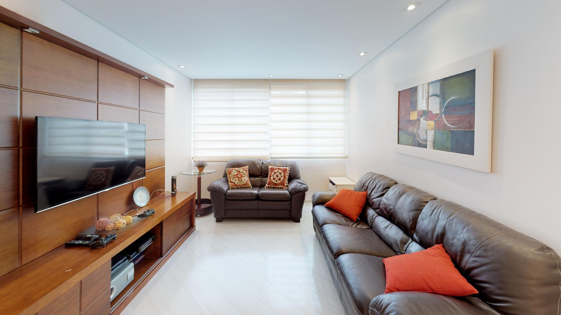 Imagem do Apartamento ID-1634 na Rua Iperoig, Perdizes, São Paulo - SP