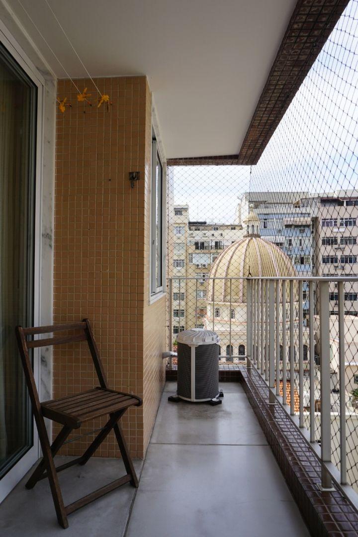 Imagem do Apartamento ID-2210 na Rua Barão de Ipanema, Copacabana, Rio de Janeiro - RJ