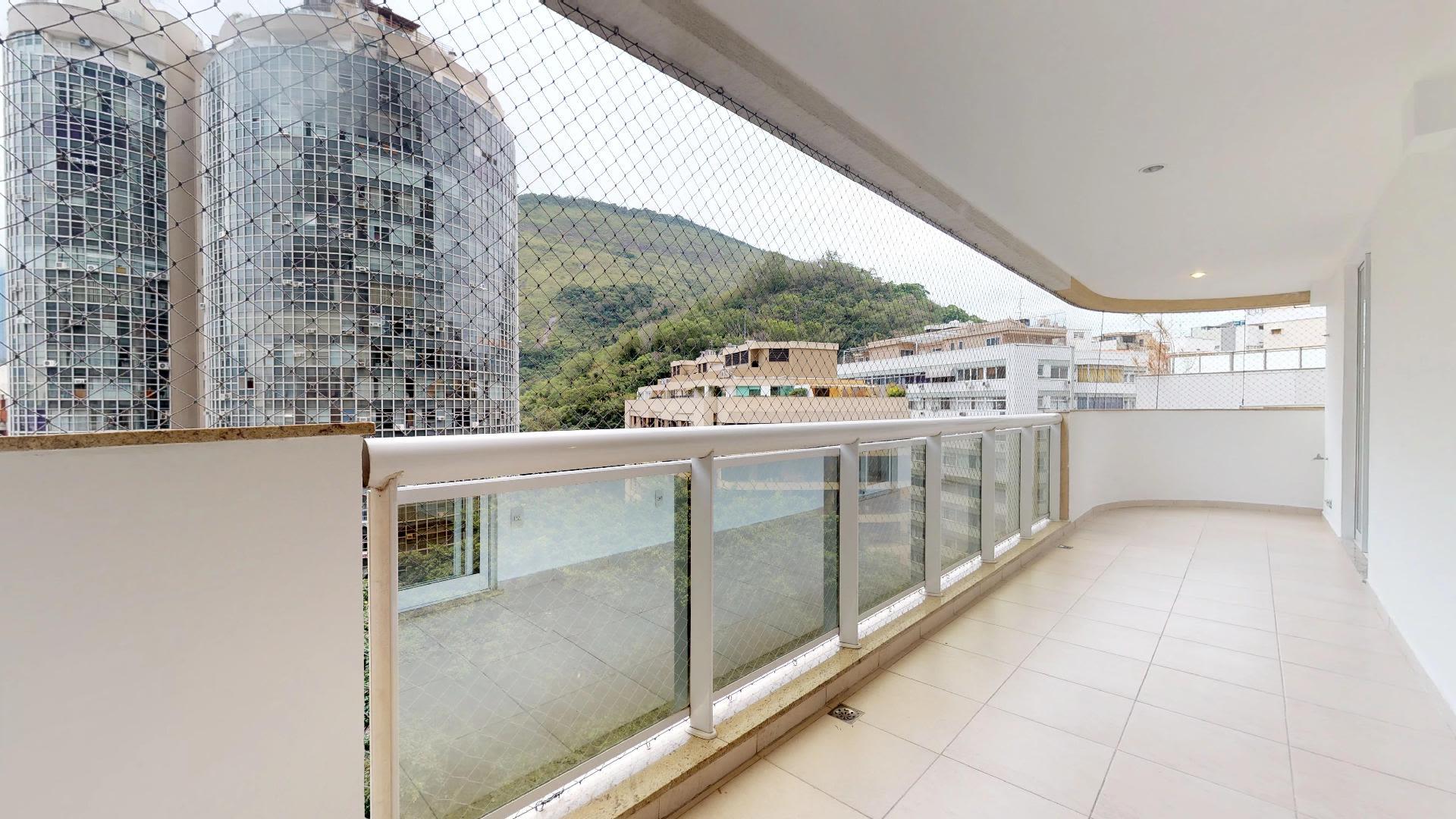 Imagem do Cobertura ID-807 na Rua Presidente Alfonso López, Lagoa, Rio de Janeiro - RJ