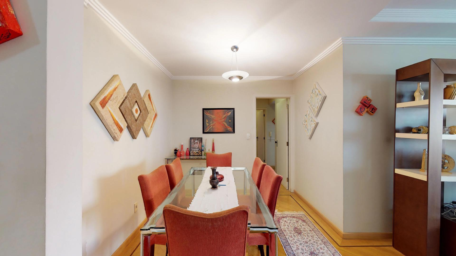 Imagem do Apartamento ID-2073 na Rua Apinajés, Vila Pompeia, São Paulo - SP