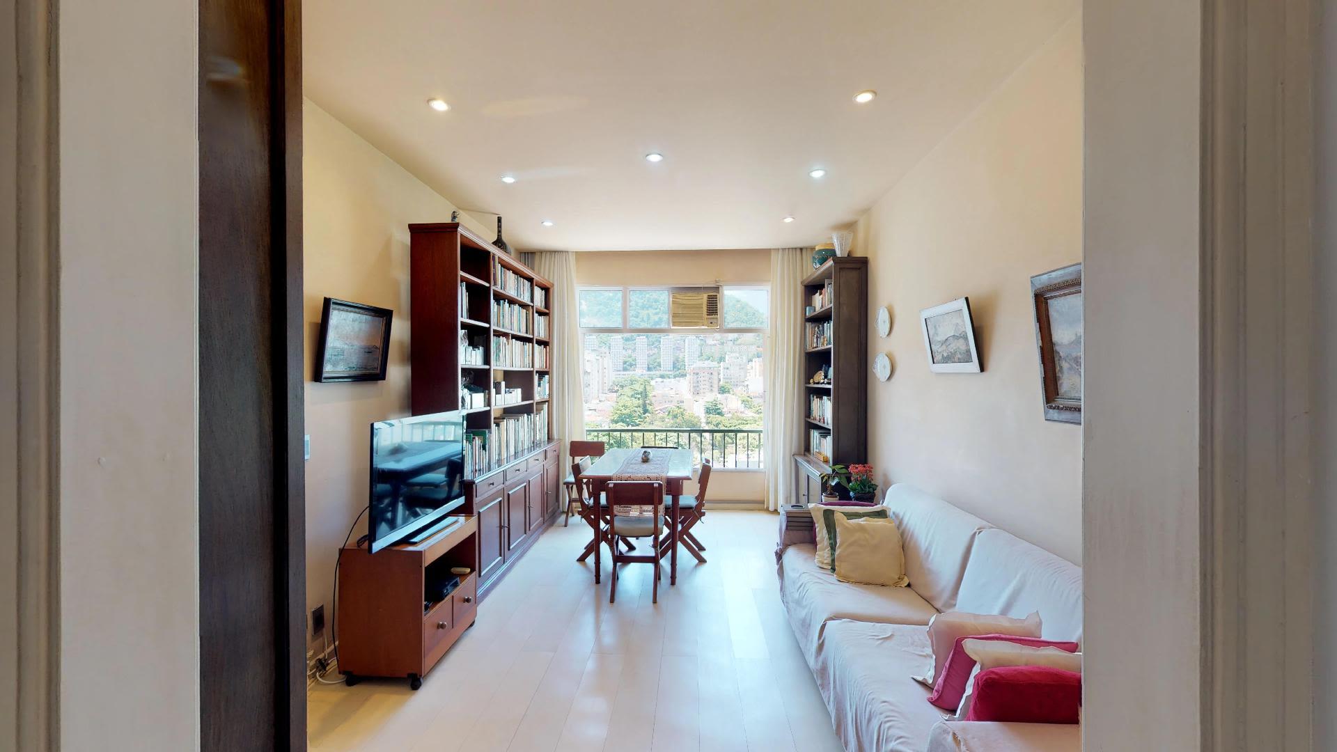 Imagem do Apartamento ID-1591 na Rua Tonelero, Copacabana, Rio de Janeiro - RJ