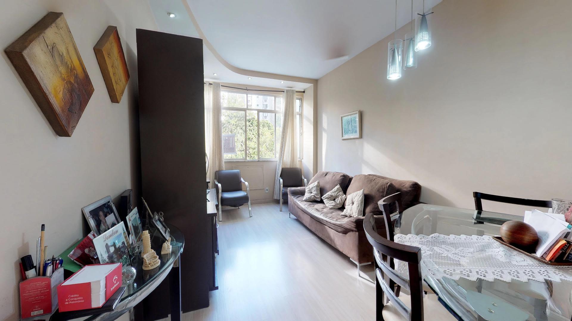 Imagem do Apartamento ID-2895 na Rua Humaitá, Humaitá, Rio de Janeiro - RJ