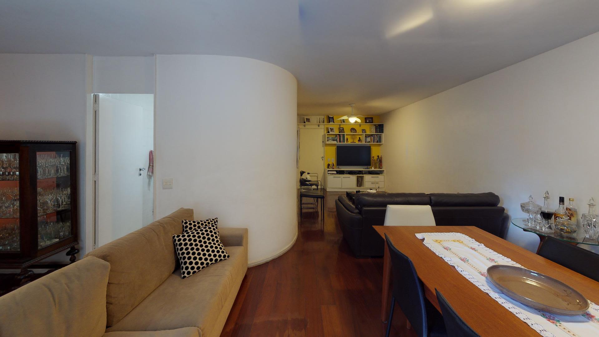 Imagem do Apartamento ID-1583 na Rua Marquês de São Vicente, Gávea, Rio de Janeiro - RJ