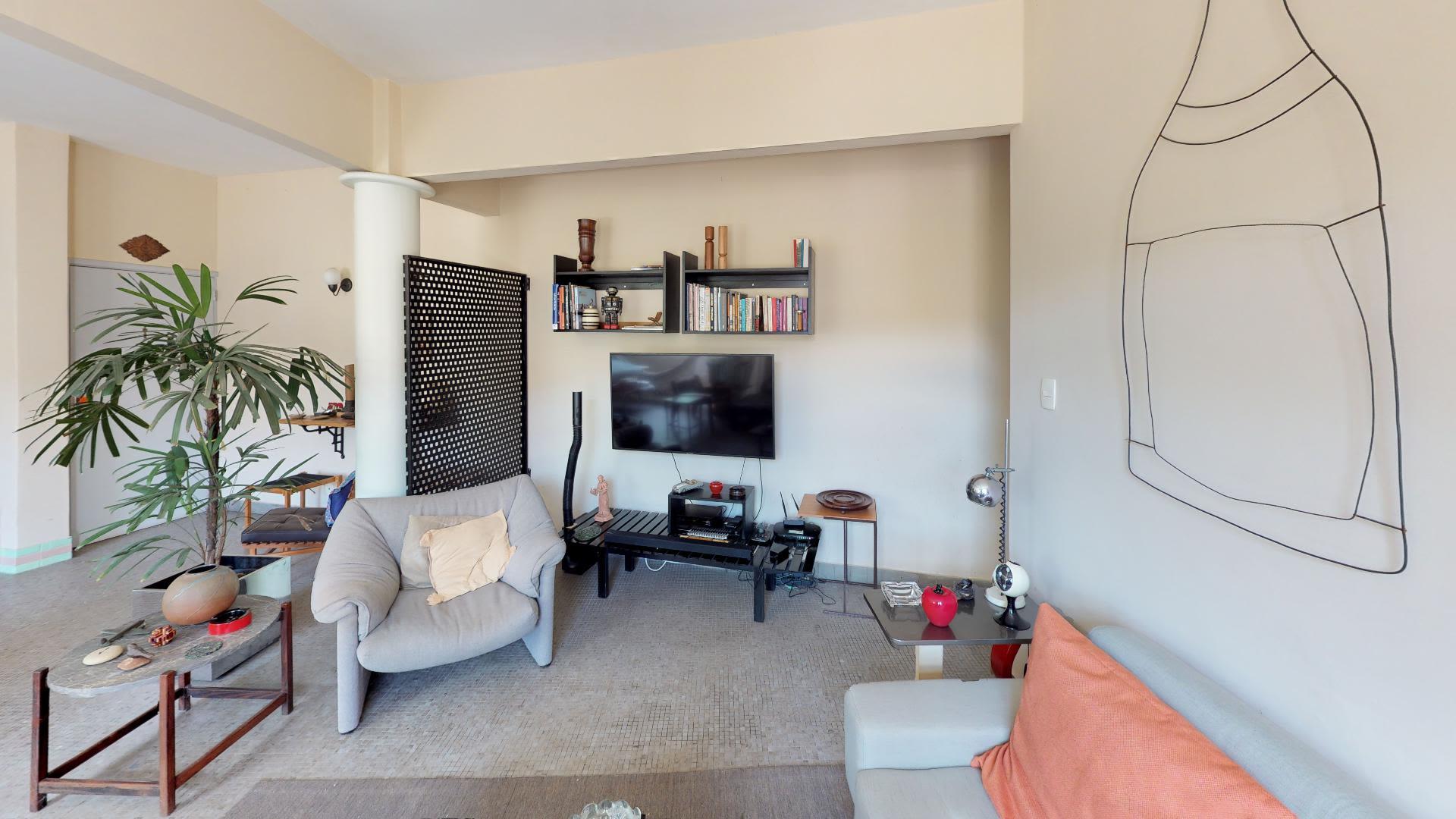 Imagem do Apartamento ID-3167 na Rua Efigênio de Sáles, Cosme Velho, Rio de Janeiro - RJ