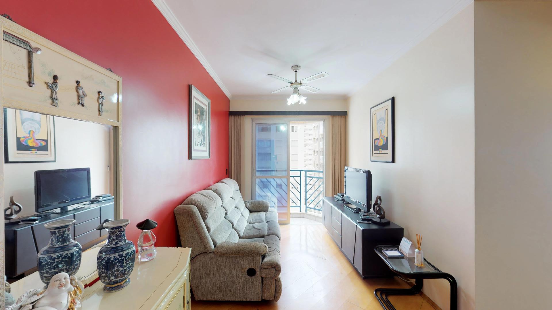 Imagem do Apartamento ID-1450 na Rua Cayowaá, Perdizes, São Paulo - SP