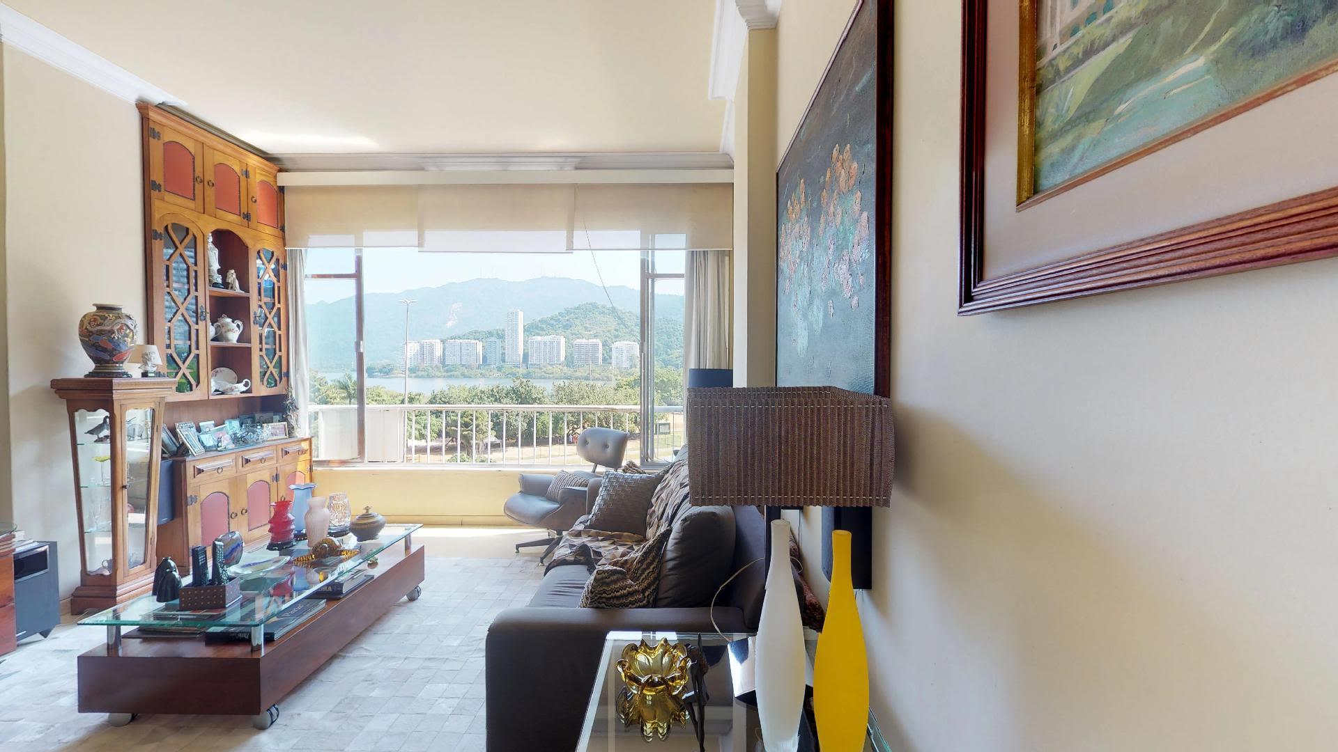 Imagem do Apartamento ID-2637 na Avenida Epitácio Pessoa, Ipanema, Rio de Janeiro - RJ