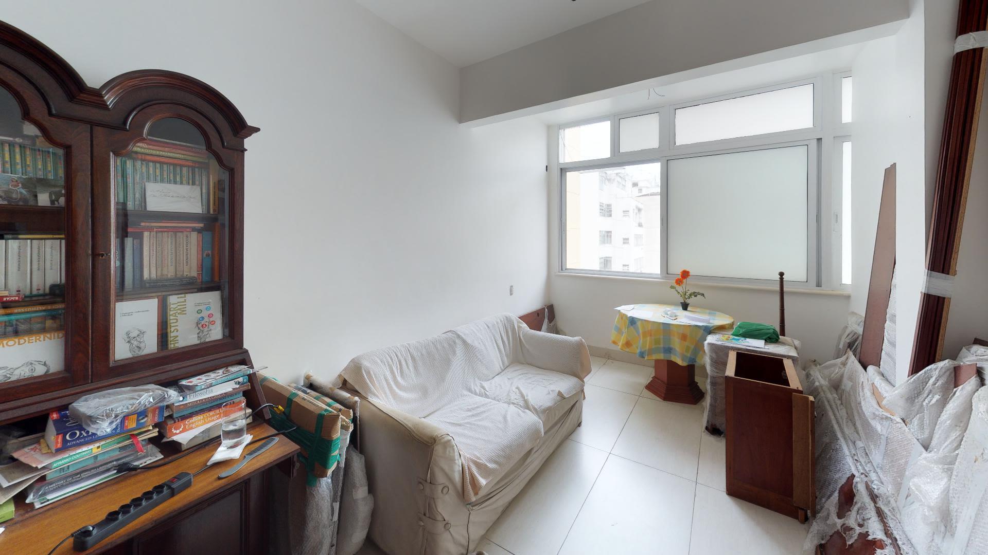 Imagem do Apartamento ID-509 na Rua Bulhões de Carvalho, Copacabana, Rio de Janeiro - RJ