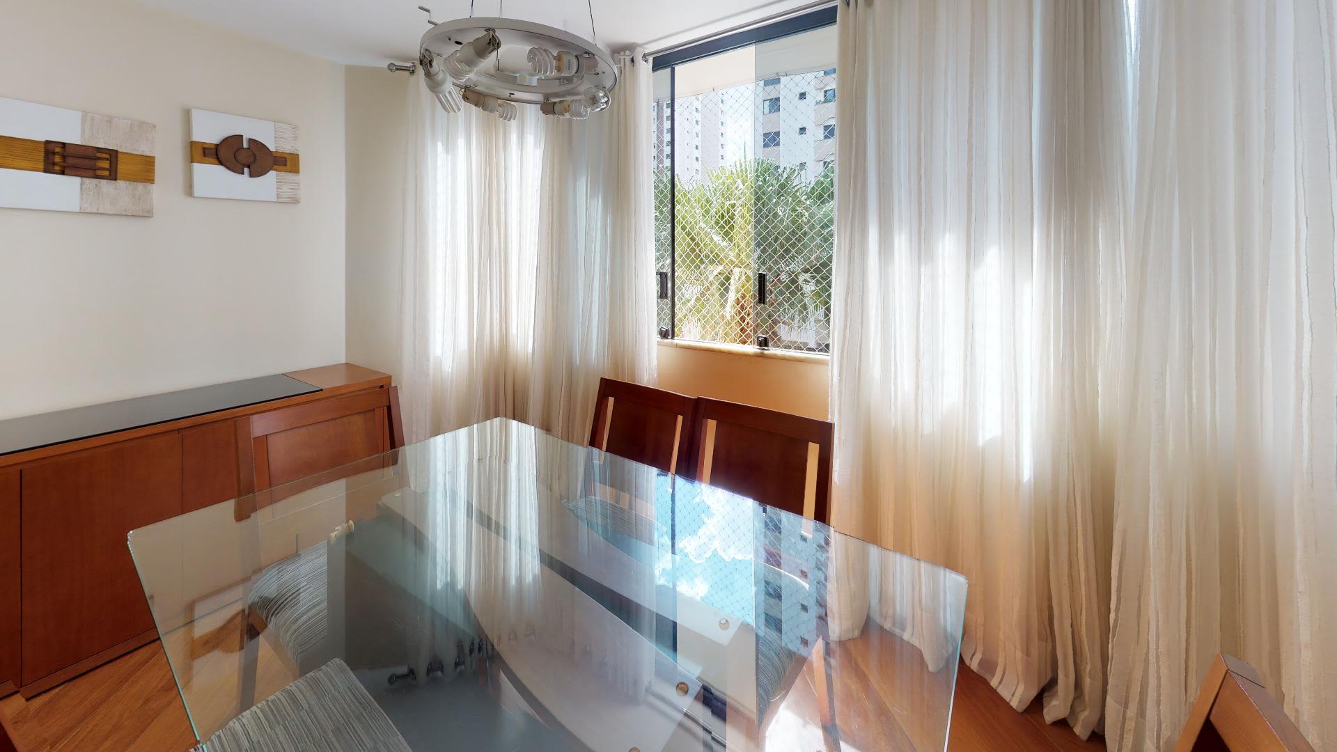 Imagem do Apartamento ID-1864 na Rua Apiacás, Vila Pompeia, São Paulo - SP
