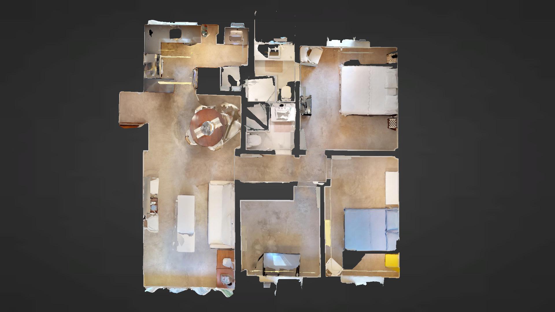 Imagem do Apartamento ID-2607 na Rua Almirante Guilhem, Leblon, Rio de Janeiro - RJ
