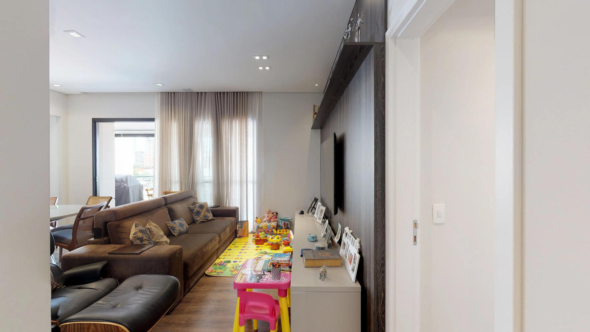 Imagem do Apartamento ID-1729 na Rua Cayowaá, Perdizes, São Paulo - SP