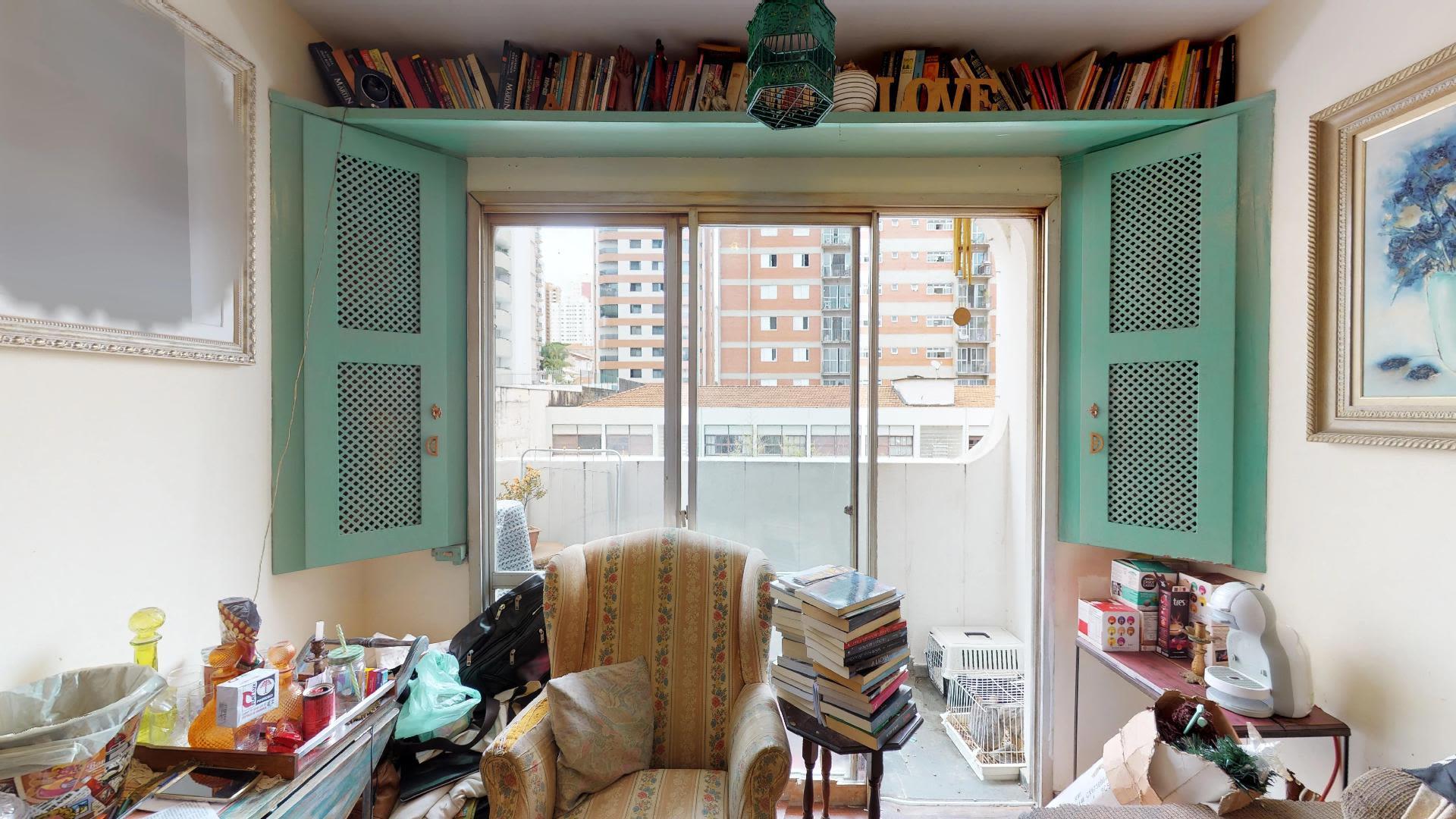 Imagem do Apartamento ID-1286 na Rua CaiubÍ, Perdizes, São Paulo - SP