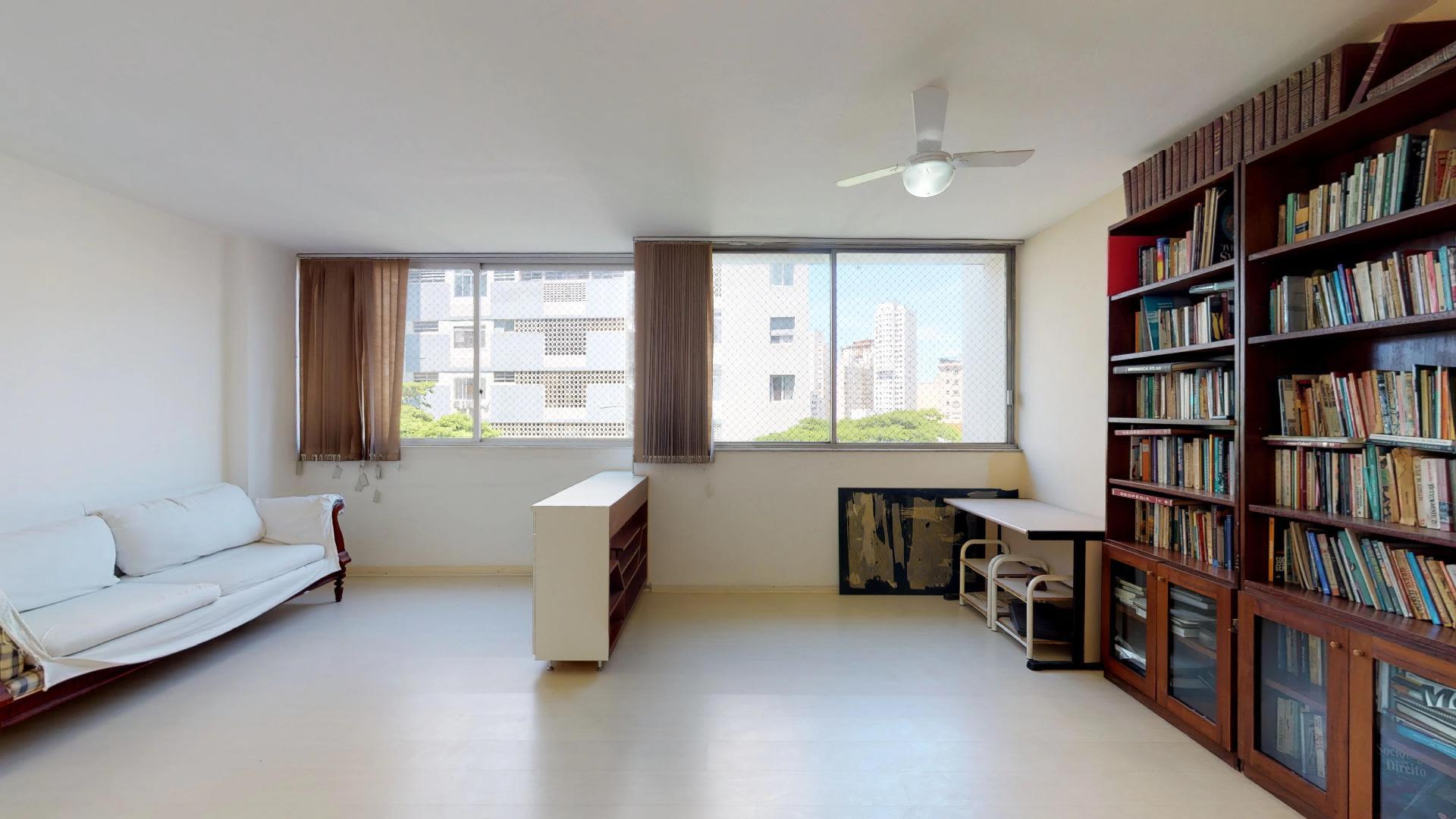 Imagem do Apartamento ID-1810 na Rua Ministro Godói, Perdizes, São Paulo - SP