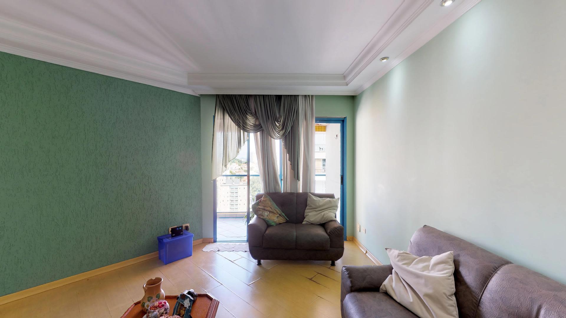 Imagem do Apartamento ID-2030 na Rua Doutor Augusto de Miranda, Pompeia, São Paulo - SP