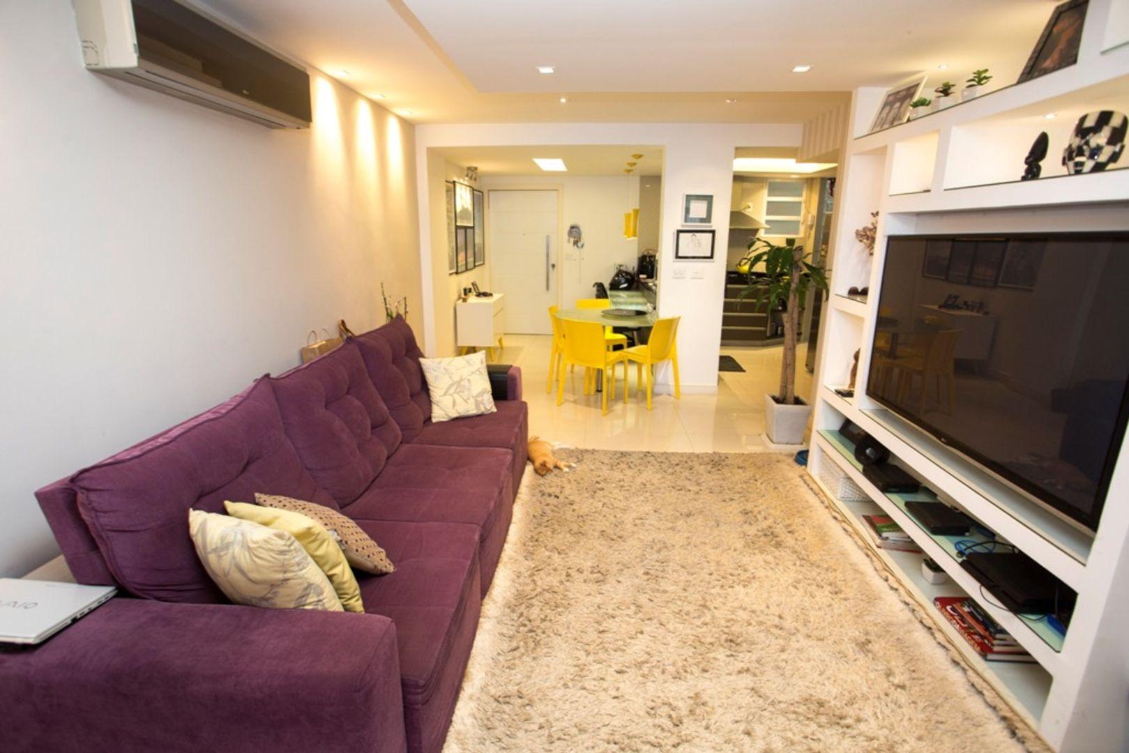 Imagem do Apartamento ID-1835 na Avenida Nossa Senhora de Copacabana, Copacabana, Rio de Janeiro - RJ